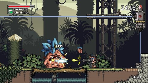 Скриншот Mercenary Kings: Reloaded Edition №2