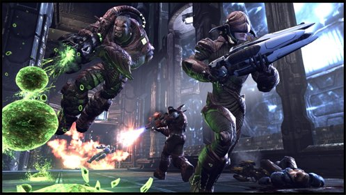 Скриншот Unreal Tournament 3 Black №1