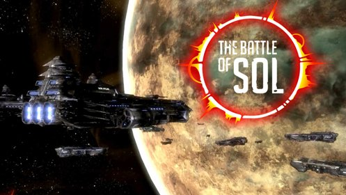 Скриншот The Battle of Sol №2