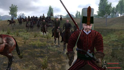Скриншот Mount & Blade: With Fire & Sword №3