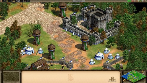 Скриншот Age of Empires 2 HD №3