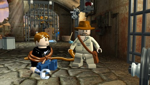 Скриншот LEGO Indiana Jones 2: The Adventure Continues №1