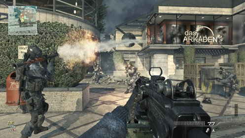 Скриншот Call of Duty: Modern Warfare 3 №1