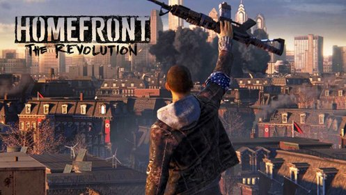 Скриншот Homefront: The Revolution №1