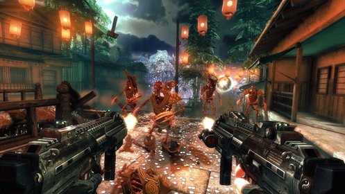 Скриншот Shadow Warrior №3