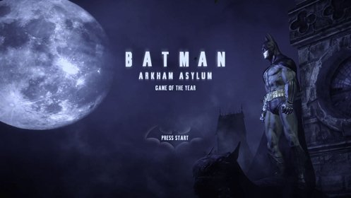 Скриншот Batman: Arkham Asylum Game of the Year Edition №1