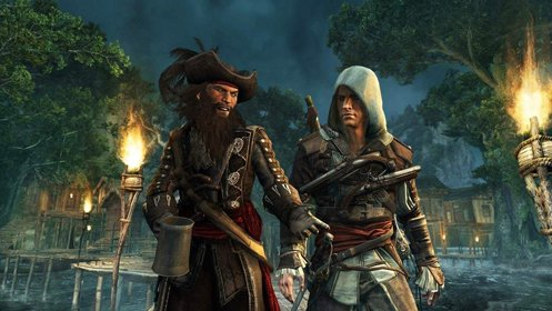 Скриншот Assassin's Creed 4 Black Flag №3
