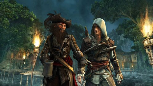 Скриншот Assassin's Creed IV Black Flag - Special Edition №1