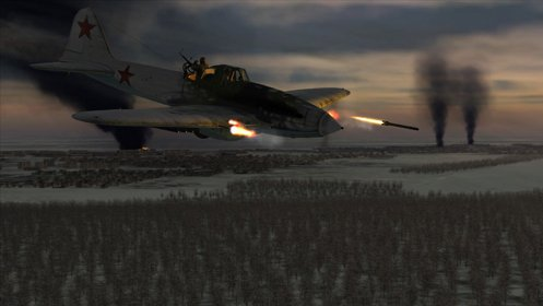Скриншот IL-2 Sturmovik: Battle of Stalingrad №1