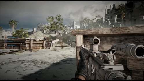 Скриншот Medal of Honor Warfighter №1