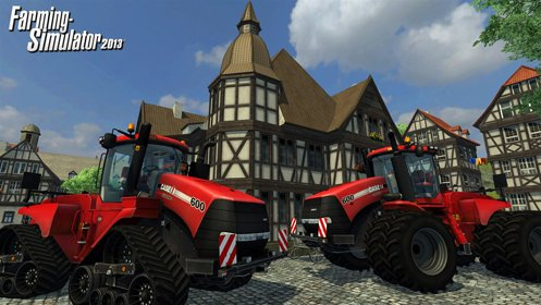 Скриншот Farming Simulator 2013 DLCs Pack №3