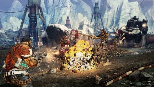 Скриншот Borderlands 2 - Game of the Year №2