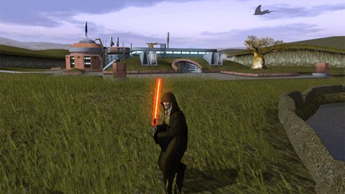 Скриншот Star Wars: Knights of the Old Republic 2 №2