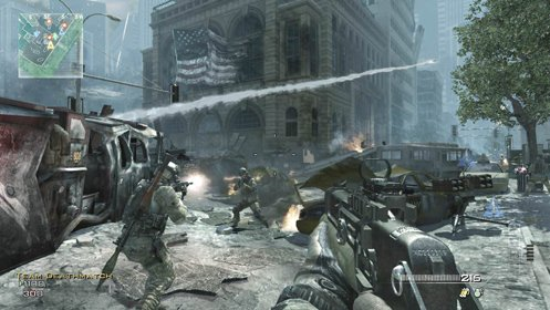 Скриншот Call of Duty: Modern Warfare 3 №2