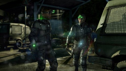 Скриншот Tom Clancy's Splinter Cell: Chaos Theory №1