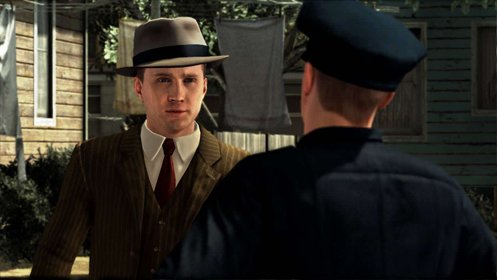 Скриншот L.A. Noire: The Complete Edition №1