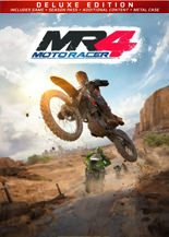 Moto Racer  4 Deluxe Edition